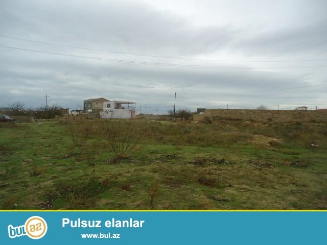 Sabuncu rayonu Kürdaxanı Ləhij bağlarında əsas yola 150 metr məsafədə 6 sot boş torpaq sahəsi satılır...