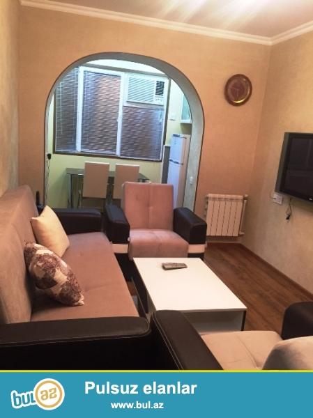 Сдается 3-х комнатная квартира в центре города, в Сабаильском районе, на пересечении улиц Р...