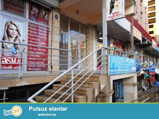 Cдается пустое помещение в Ясамальском районе, в поселке Ени Ясамал, рядом с «Азпетрол»...