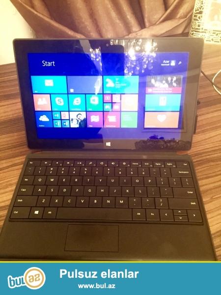 Ideal veziyyetd. Microsoft Surface satilir. Karobkasi yoxdur...
