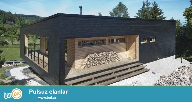 Yeni villa modelləri təklif olunur.Villa 3 otaq və mətbəx studiyadan ibarətdir...