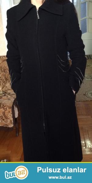 Turkiiyeden alinan palto orda 162 dollara alinib 38 razmer