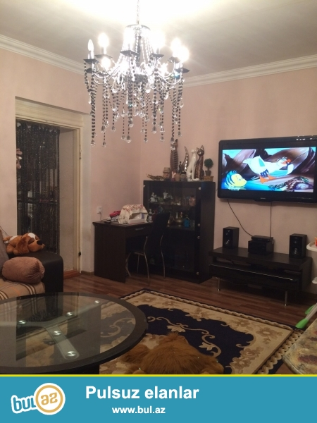 Cдается 2-х комнатная квартира в центре города, в Насиминском районе, по проспекту Азадлыг, за кинотеатром «Дружба»...