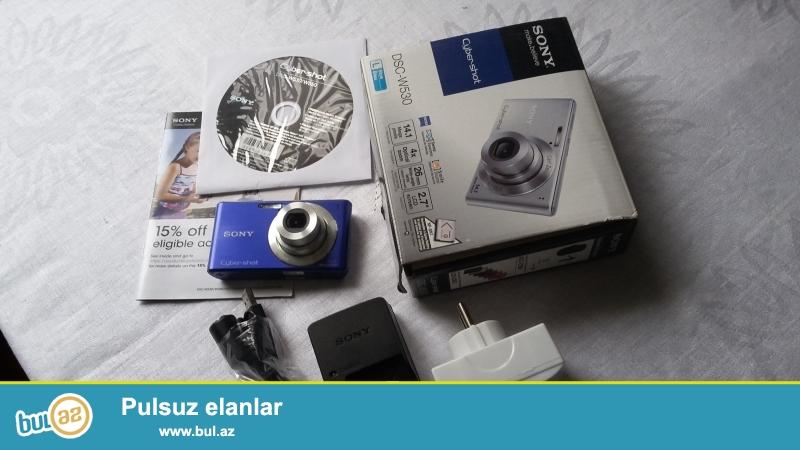 Tecili sekilde gorduyunuz Sony fotokamerasi satilir...