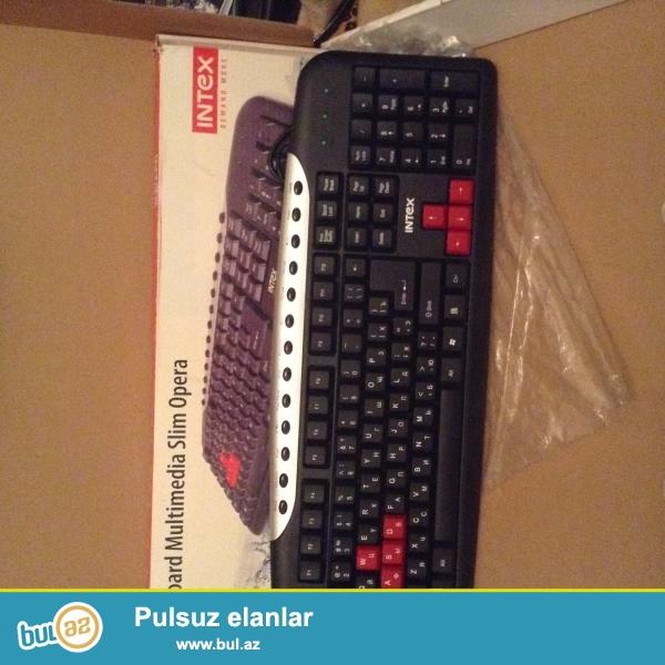 intex klaviatura<br /> Teze qutuda hec iwlenmemiw