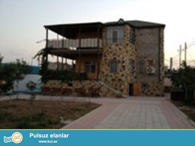 Bakı şəhəri Sabunçu rayonunda Vişnyovka 2 baglarinda sahəsi 7 sot olan və tikili sahəsi 180 kv olan 2 mərtəbəli ev satılır...