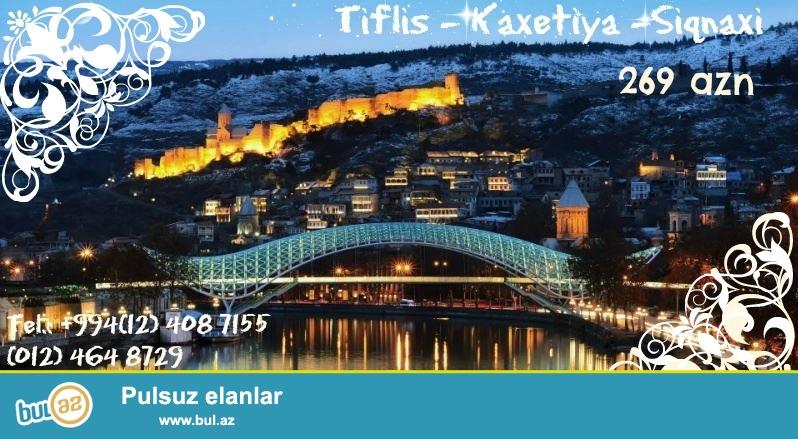 Yeni il Tiflis Turu