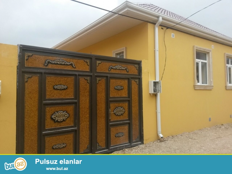 Sabunçu rayonu, Zabrat 1 qəsəbəsi, polklinikaya yaxın ərazidə 1...