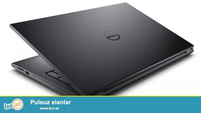 Dell notebook-u satılır. Notebook ideal vəzyiyyətdədir...