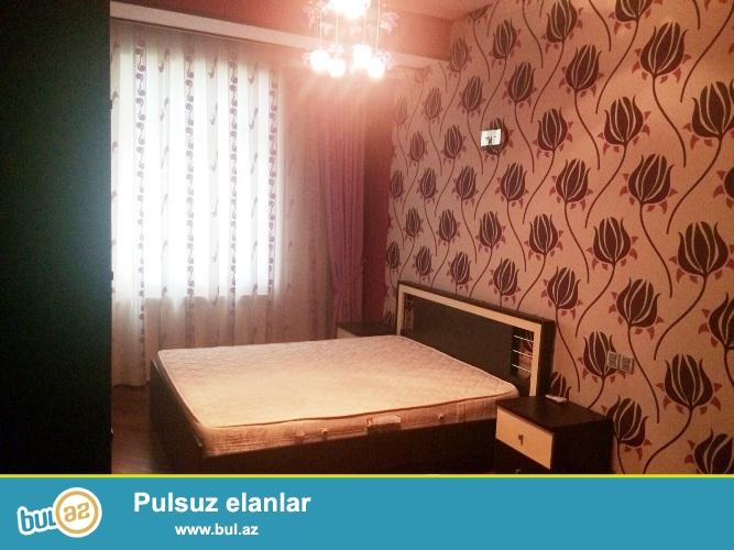 Новостройка! 3-х комнатная квартира в центре города, в Ясамальском районе, по улице М...