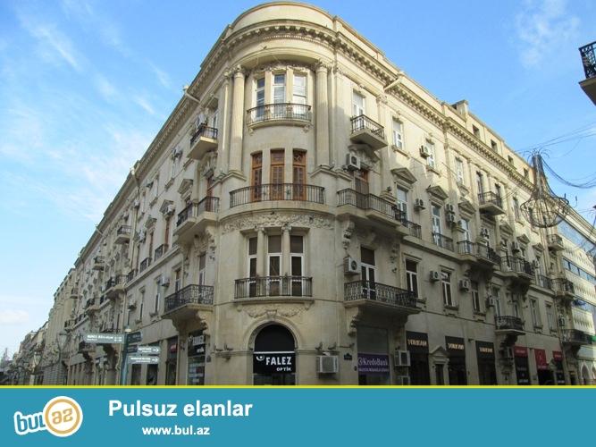 Cдается 4-х комнатная квартира в центре города, в Сабаильском районе, по улице Низами 66, рядом с кинотеатром «Вятян»...