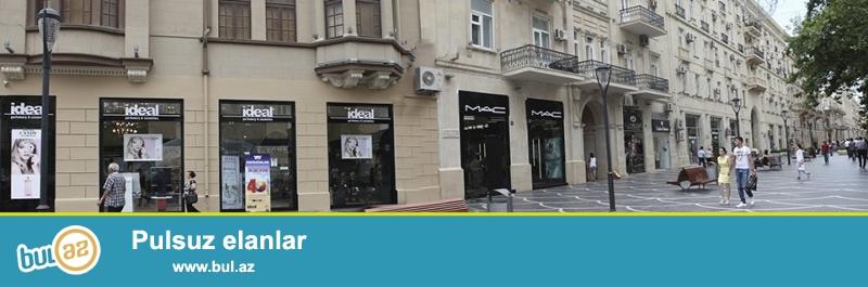 Сдается 3-х комнатная квартира в центре города, в Сабаильском районе, по улице Низами, над магазином «Идеал»...