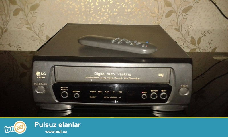 LG Video Player satilir saz ve islek veziyyetdedir pultu kabelleri hamisi var...