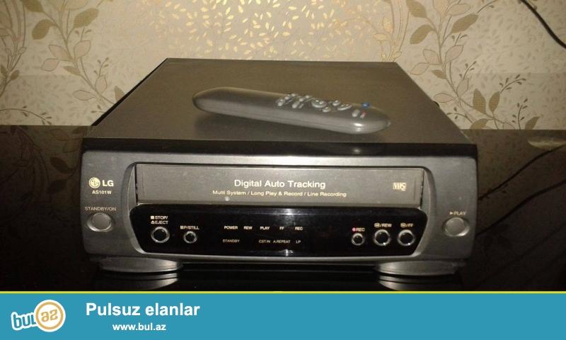 LG Video Player satilir saz ve islek veziyyetdedir pultu kabelleri hamisi var...