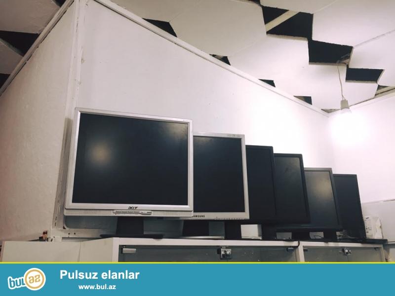 7 ed 17 lik monitor satilir