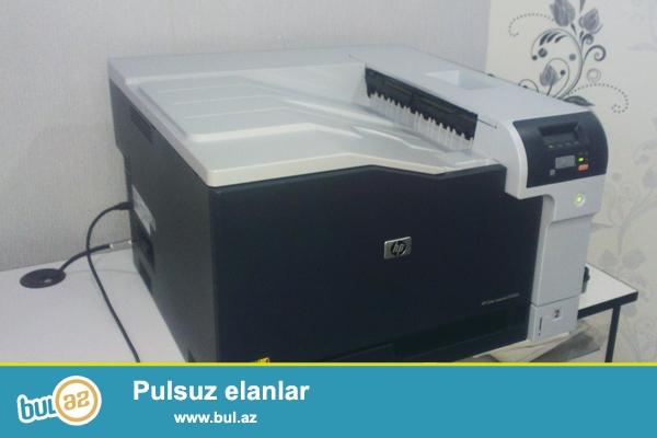 A3 Printer əla vəziyətdədir. Mağaza qiyməti 1600-1700 azn.