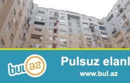 Новостройка! Cдается 3-х комнатная квартира в Ясамальском районе, в поселке Ени Ясамал, рядом с «Бизим» маркетом, в здании «Саз МТК»...