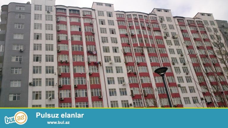 Новостройка! Cдается 4-х комнатная квартира в центре города, в Ясамальском районе, по улице З...