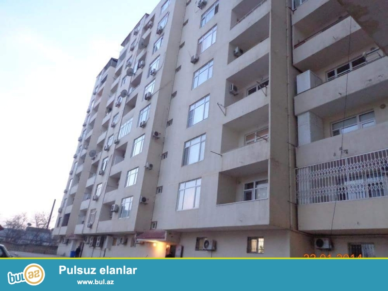 Новостройка! Cдается 4-х комнатная квартира в центре города, в Ясамальском районе, по улице Б...