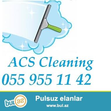 Temizlik isleri<br /> ACS Cleaning oz Temizlik xidmetlerini size teklif edir...