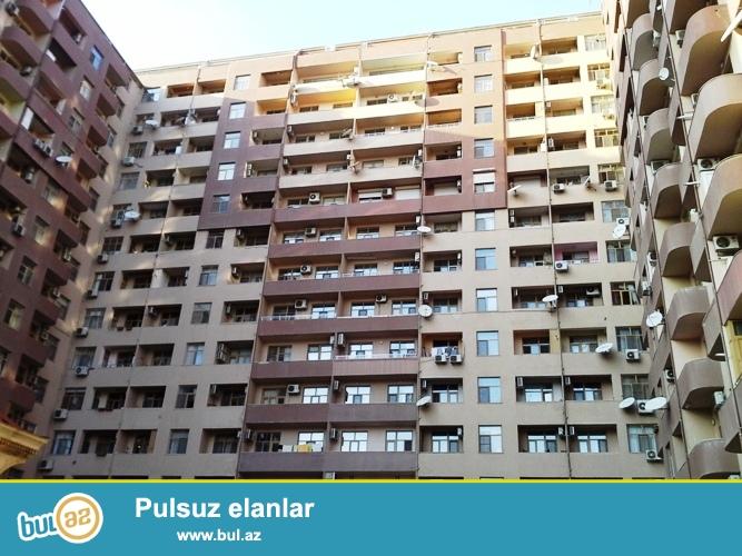 Новостройка! Cдается 3-х комнатная квартира в центре города, в  Насиминском районе, по улице Д...