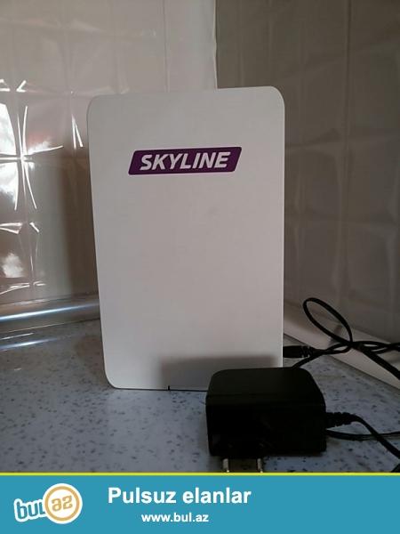 Sazz modem satlram. surati eladir .magazada satis qiymeti 140 azn di...