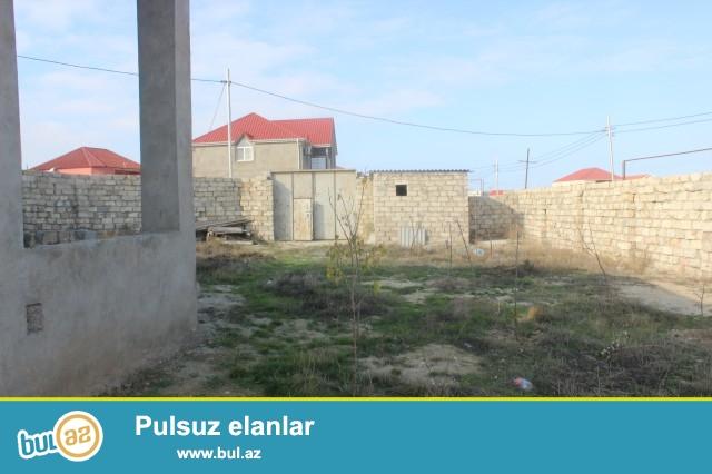 Sabuncu rayonu Zabrat 2 qəsəbsi dəmir yoluna yaxın ərazidə  sot torpaq sahəsində ümumi sahəsi 25 kv...