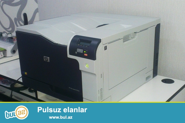 A3 Printer əla vəziyətdədir. Mağaza qiyməti 1600-1700 azn. Xarakteristikasına bu linkdən http://www8...