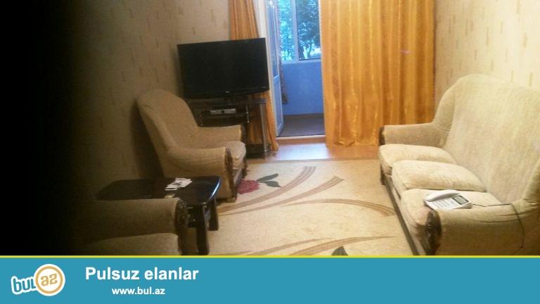 Cдается 2-х комнатная квартира в центре города в Наримановском районе, рядом с метро Гянджлик...