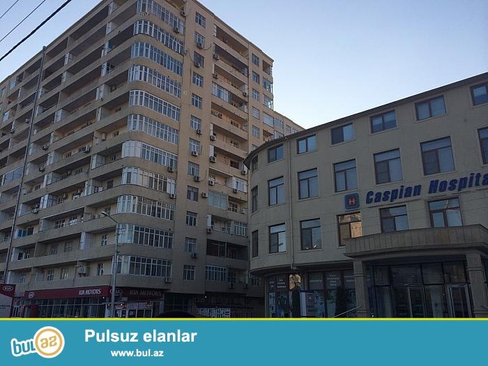 Cдается 2-х комнатная квартира в центре города, в Сабаильском районе, в поселке Патамдарт, над «Kia Motors»...