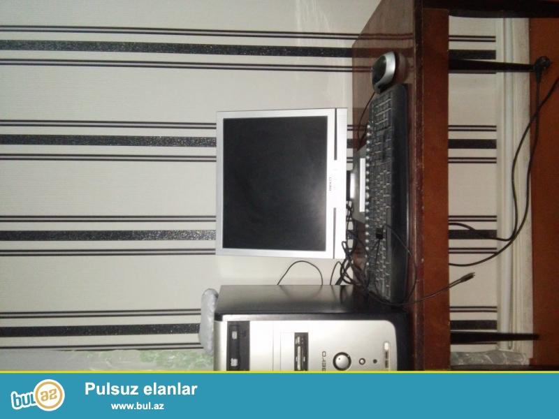 Beko markali komputer satilir qiymet 150 az elaqe telfonu 055...