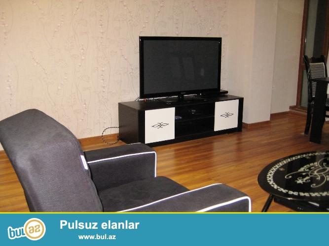 Новостройка! Cдается 4-х комнатная квартира в Насиминском районе, по проспекту Тбилиси, за « Кавказ» отелем...