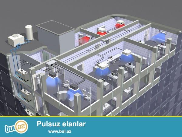 Uğur GH MMC  firması sizə  aşağıda göstərilən  sistemlərini təqdim edir ...