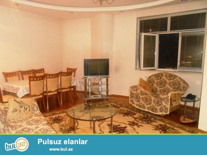 Новостройка! Cдается 2-х комнатная квартира в центре города, в Ясамальском районе, по улице Б...