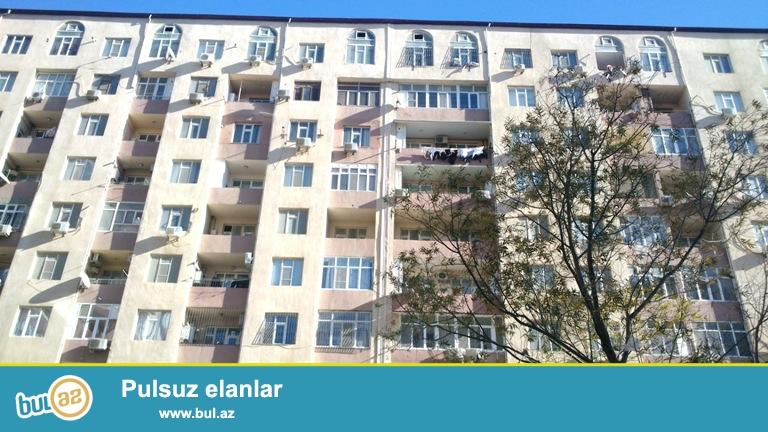 Cдается 4-х комнатная квартира в Ясамальском районе, в поселке Ени Ясамал, по ул...
