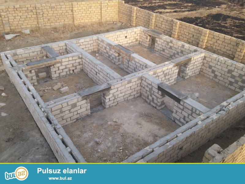 Yeni Saray qəsəbəsi,12b marşrutunun sonuncu dayanacağından 200-300 m aralıda...