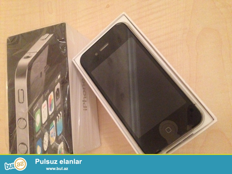 iPhone 4 black 16gb <br />