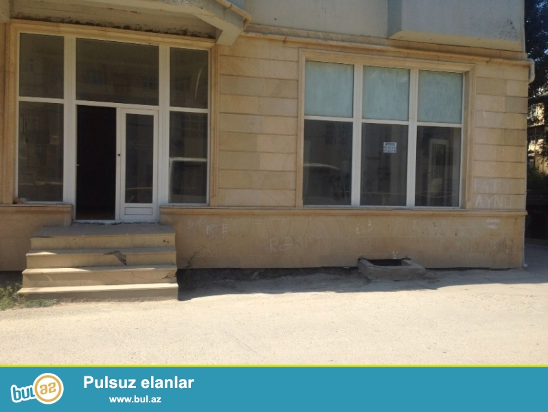 Bakı şəhəri Xətai rayonu Qaçaq Nəbi küçəsi 5 də yerləşən obyekt satılır.