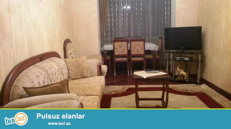 Впервые! Cдается 2-х комнатная квартира в центре города, в Ясамальском районе, по улице М...