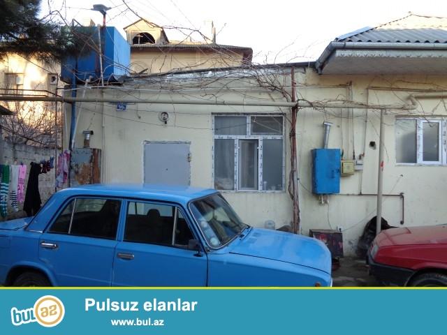 Sabunçu rayonu, Zabrat 1 qəsəbəsi, 81 saylı orta məktəbə yaxın tikilmış 1 sot torpaq sahəsində, ümumi sahəsi 60 kv...