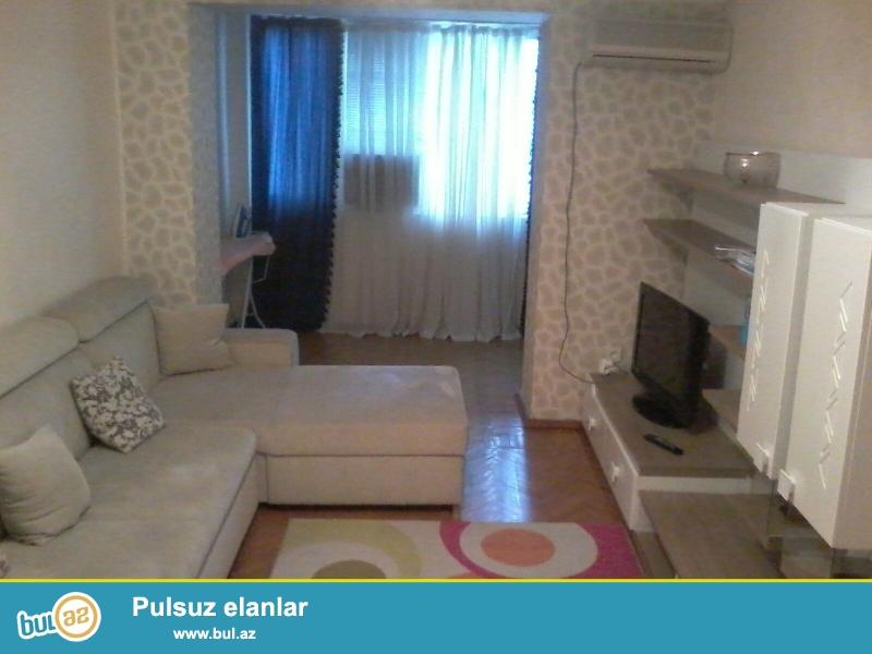 Впервые! Cдается 2-х комнатная квартира в центре города, в Хатаинском районе, рядом с «Порт Баку»...