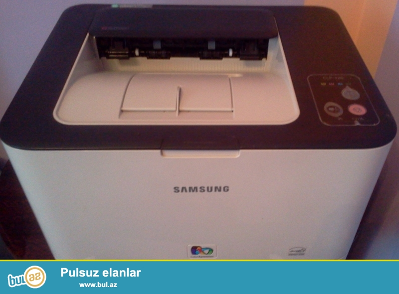 samsung Color Laser Printer CLP -320