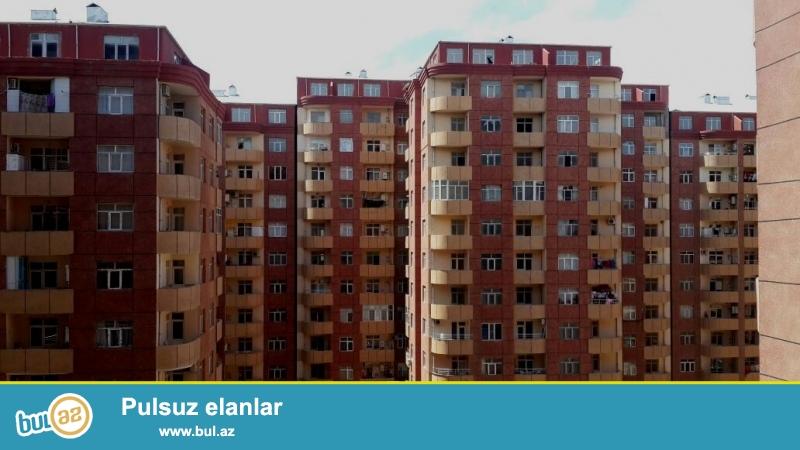Продается 4-х комнатная квартира в элитной  жилой, заселенной новостройке в  Ени Ясамале, напротив « Bizim marketa»...