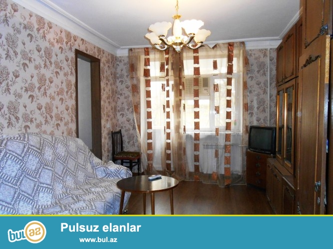 Cдается 2-х комнатная квартира в центре города, в Насиминском районе, по улице И...