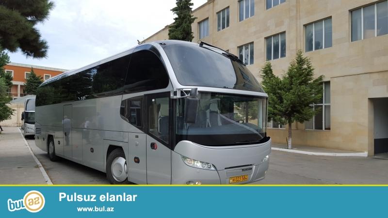2012-2015-ci il buraxılışı.man neoplan avtobusları 48 yerlik,2012-2014 buraxılışı mersedes sprinter travel 65 minibusları 15 yerlik...