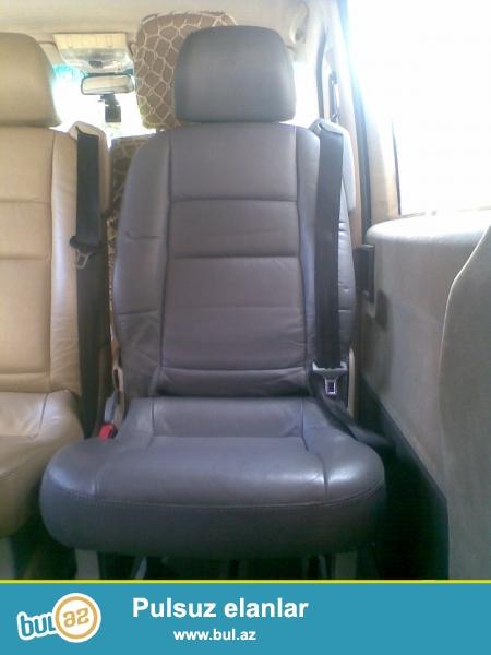Mercedes Vito üçün oturacaq(2001) satilir.