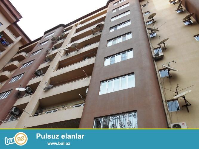 Новостройка! Cдается 3-х комнатная квартира в центре города, в Ясамальском районе, в престижном комплексе «Mega City», рядом с метро Элмляр Академиясы...