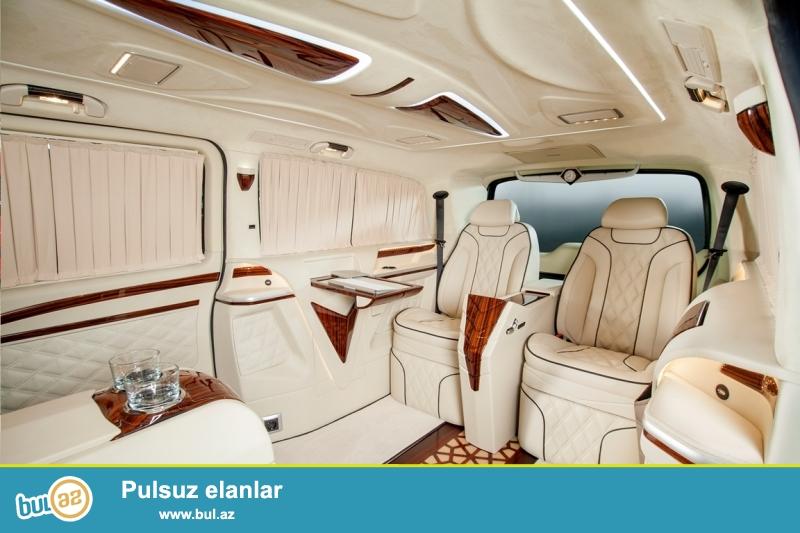Mercedes Sprinter dönüşüm və satış