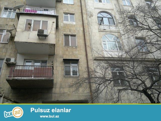 """Nəsimi rayonu,  """"Drujba"""" k\t yaxınlığında, eksperimental layihəli binada 1 otaqlı mənzil satılır..."""