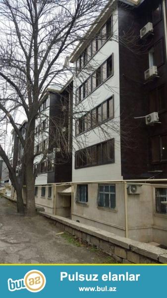 В самом престижном районе, около БГУ, по улице З...
